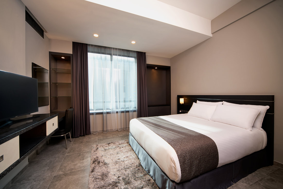 Quality hotel accommodation at Orchard Grand Court